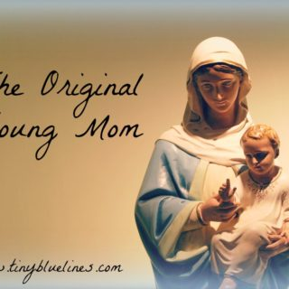 The Original Young Mom