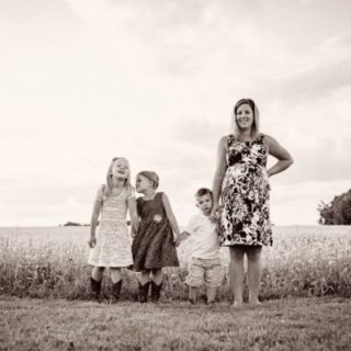 I'm 28 With Four Kids–So What?