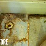 Before Baby Project: Bathroom Makeovers