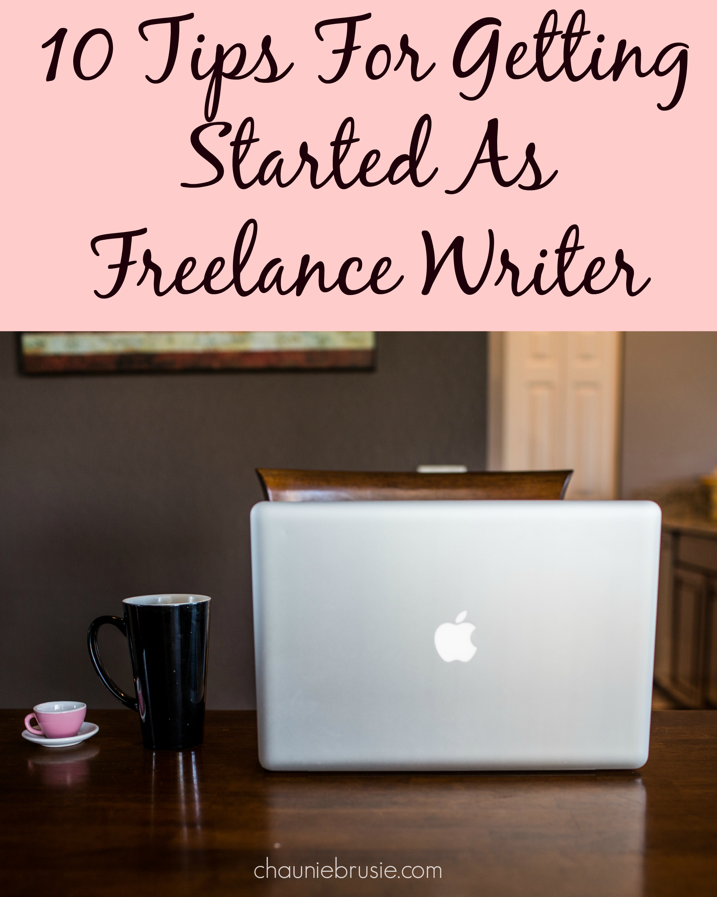 how to start a lance writing career chaunie brusie subscribe to blog via email