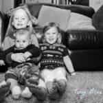 Travels + Small Children