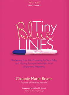 Win A Free Copy of Tiny Blue Lines From Unexpectant!